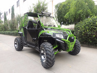 Powerful Cheap 400cc four-wheeler 4x4 UTV for sale