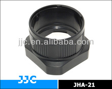 JJC JHA-21 lens hood and adapter replaces SIGMA HA-21