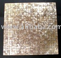Capiz Wall Panel / Capiz Tile / Wall Accent