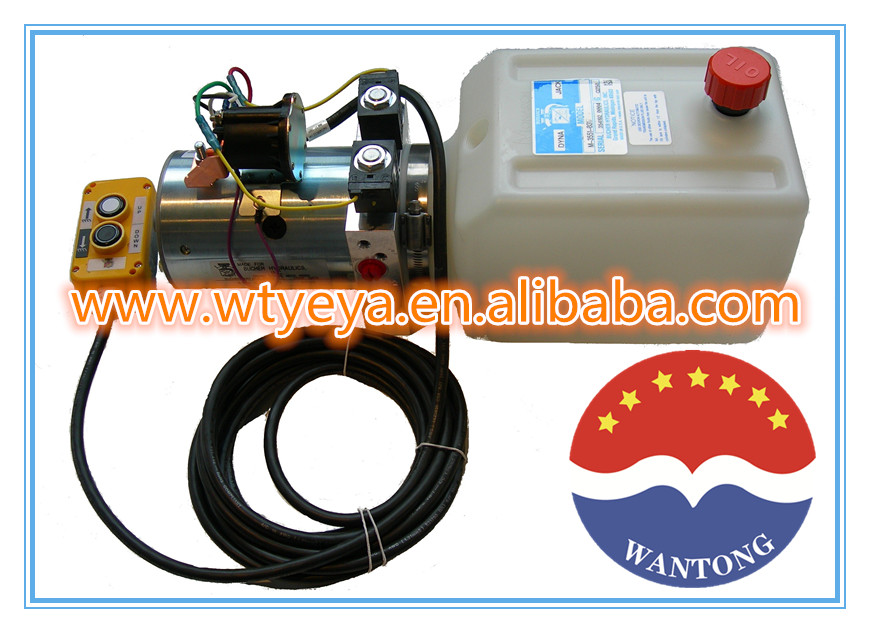Hydraulic Power Unit DC AC Manufacturer
