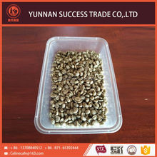 Factory latest washed arabica green bean coffee price