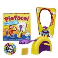 popular pie face game toy wholesale