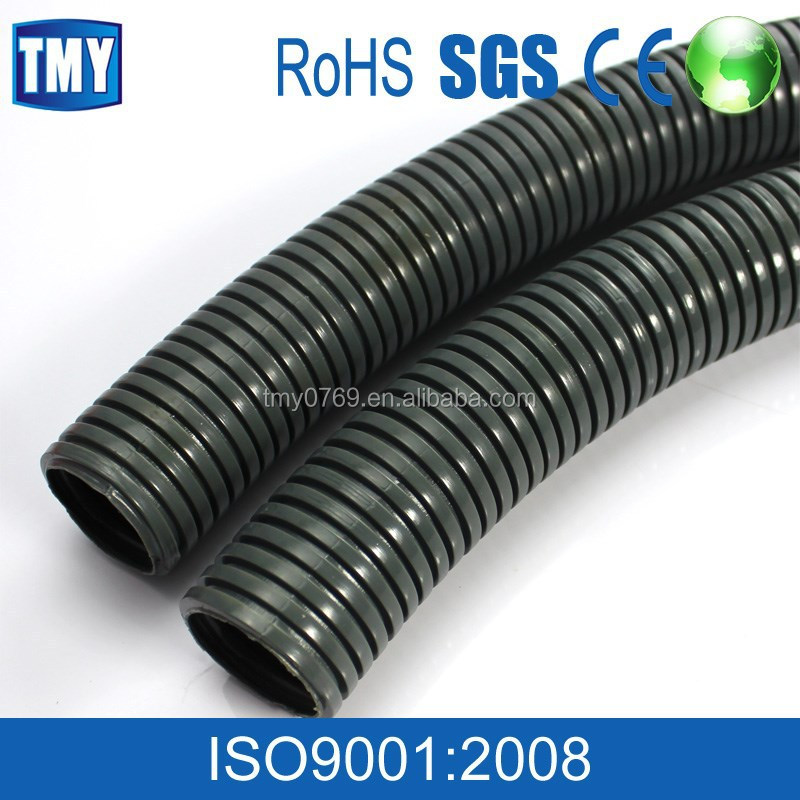 Electrical Corrugated Plastic HDPE PVC Flexible Pipe