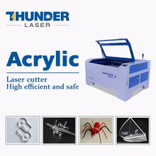 Customization production 100w 130w co2 laser cutting machine for leather acrylic wood cloth