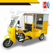 High quality adults using modern new design taxi passenger tricycles