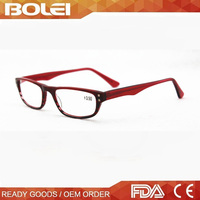 granny acetate fashion optical frame glasses spectacle frames in wholesale price