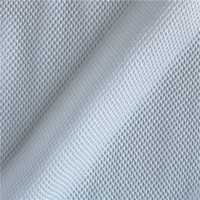 Fine tricot mesh lining fabric