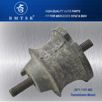 1 Year Warranty Auto Spare Parts Adjustable Front Rear Engine Mount From Guangzhou Fit For E32 OEM 24711131663