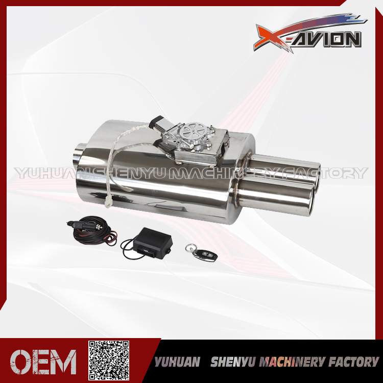 Factory Manufacture Various Exhaust System Muffler