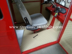 ADULT THREE WHEEL CLOSED PASSENGER TRICYCLE /MOTOR