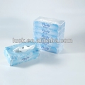 retangle box facial tissue