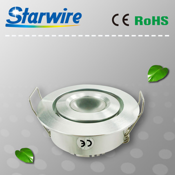 DLR01-C3X high power 3W led inside cabinet lighting