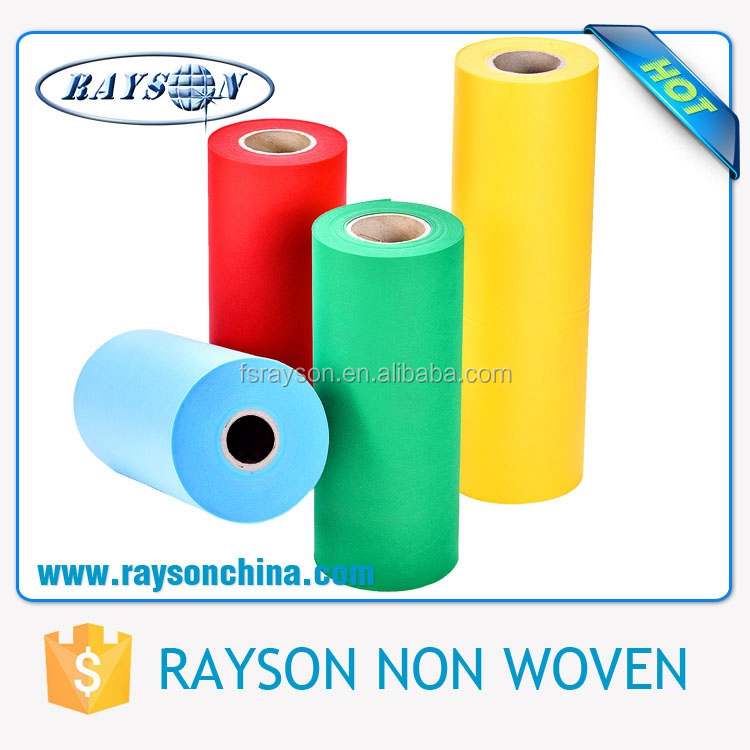 Guangdong Foshan Textile Accessories Non Woven Clothing Fabric