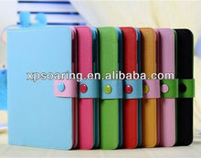 color matching leather case for Samsung Galaxy Note 8.0 N5100