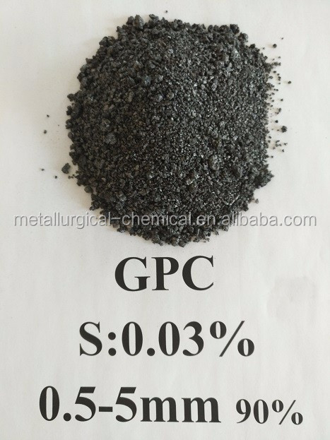 Graphitized Petroleum Coke Price/GPC Price/petroleum Coke Price/Artificial Graphite, Low Nitrogen for Steel Making And Foundries