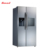 Home Use Stainless Steel Side by Side Refrigerator with Ice Maker