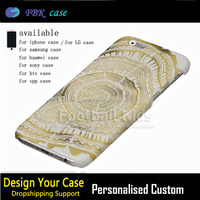 2016 hard printing cell phone cases, customise phone cover for iphone 6 printing case