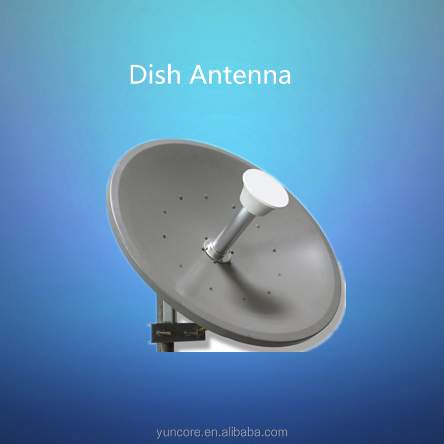 5G 24dBi dish antenna wifi outdoor antenna with 30km wifi range for outdoor access point