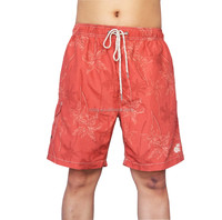 factory hot sale microfiber mens printed running swimwear board shorts 0302F