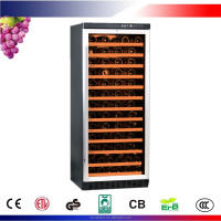 100 Bottles Compressor Built-in Wine Coolers Cellars JC-275B1EQ