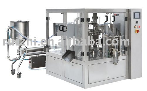 Waterproof Liquid Packaging Machine