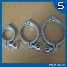 clamp on pipe fittings supplier and price
