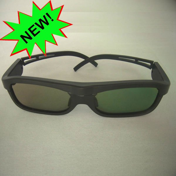 Firm Electronic Chip Newest Item Universal Cheap 3d active shutter glasses compatible with sharp,samsung,sony TV