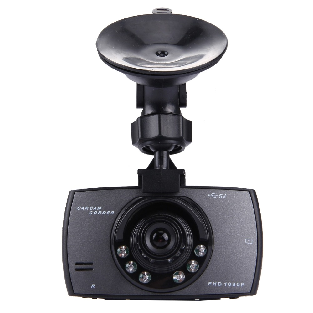 cheapest Car DVR Camera 2.7 inch LCD 480P <strong>1</strong>.3MP Camera 170 Degree Wide Angle Viewing, Support Night Vision / Motion Detection