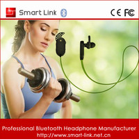 Outdoor sports colorful small size bluetooth earbuds for cell phones in 2015