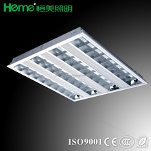 T5 recessed Fluorescent lighting fitting