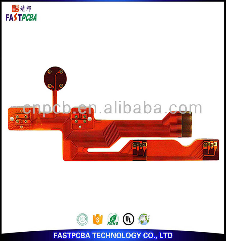 OEM Reliable Refrigerator Flex PCB Board Assembly