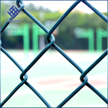 Beautiful look high quality chain link fence cage