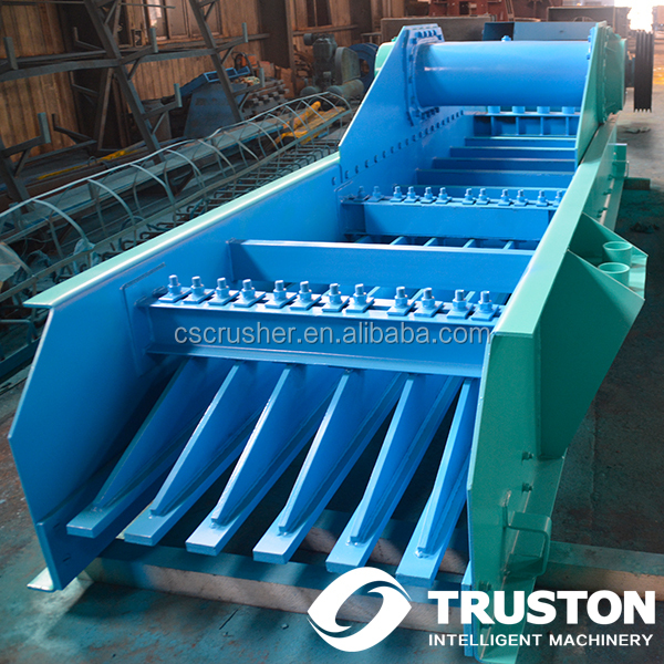 easily operated sand making mining vibrating grizzly feeder