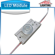 Outdoor led products smd3535 waterproof ip65 led module light with lens
