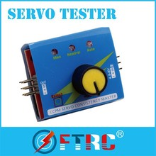 Newest CCPM Multi Servo Tester Servo Consistency Master for RC Helicopter