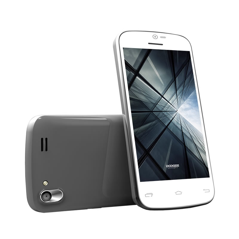 Doogee DG100 MTK 6572 dual core unlocked android phone