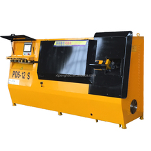 Latest PD5-12S automatic cnc rebar automatic bending machine for produce a variety of specifications of various size