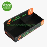 Valentine's Day Promotion Cardboard Display Box for Chocolate Counter Display, Point of Sale Display Units