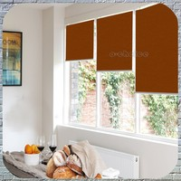 Wholesale sunscreen blackout sun protection interior roller blinds
