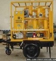 Used Transformer Oil Filtration and Regeneration System