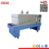 BSE5040 Economic perfume box semi automatic pof shrink wrapping machine