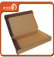 Wholesale Christmas gift packaging kraft paper box