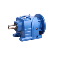 R87 Concentric helical gear unit reduction gearboxes