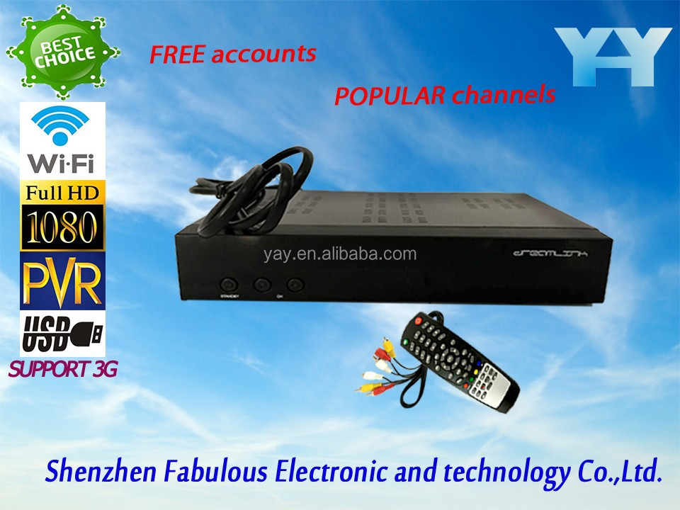 portable tv digital satellite receiver hd tv receicer free iks iptv stb