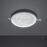 italian fibre glass decoration ceiling lighting