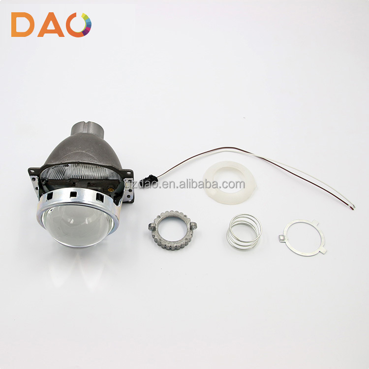 Car HID Xenon Lamp Projector 12V 24V Fog Light HID bi-xenon projector lens light