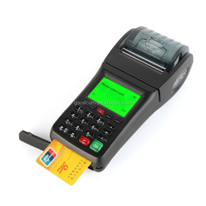 GOODCOM GT6000SA Handheld Card Read Bill Payment Machine for E-Voucher Solutions