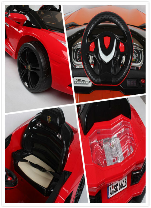 Newest item 12v electric ride on car