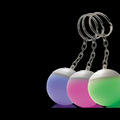 promotional Mood Light Ball Keyring