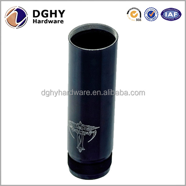Customized extruded colorful anodized aluminum tubing (aluminum tubing, aluminium round tube)
